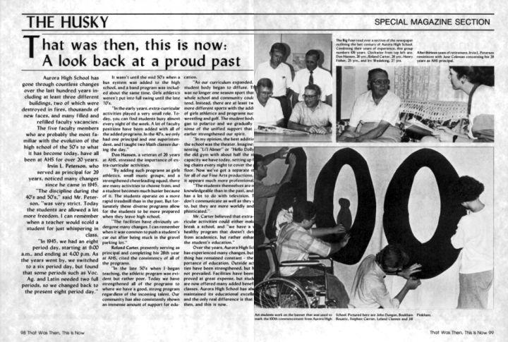 Class of 1987 Reunion - 30 yrs