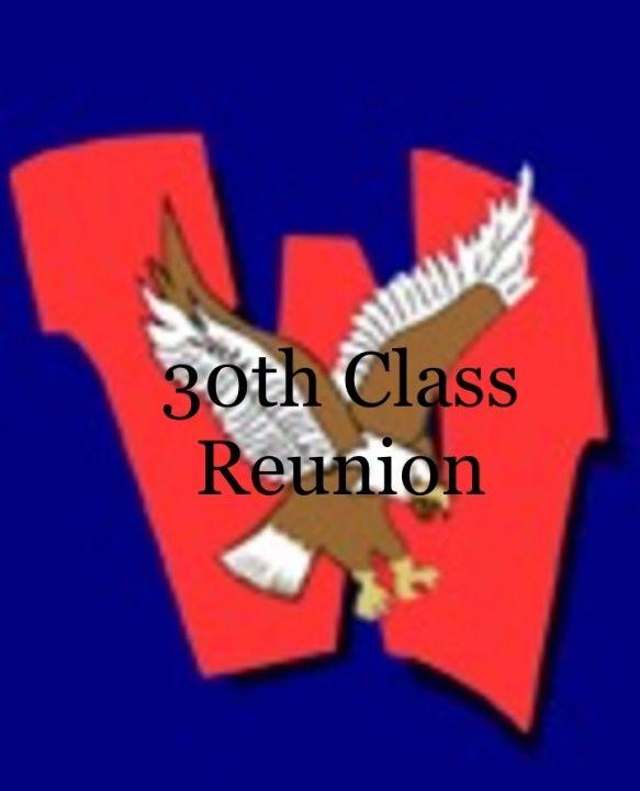 WHHS Class of 1987 Reunion