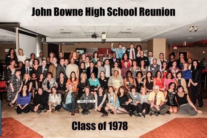 Class of 1978 40th Class Reunion