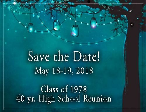 Bwood Class of 1978 - 40 year Reunion