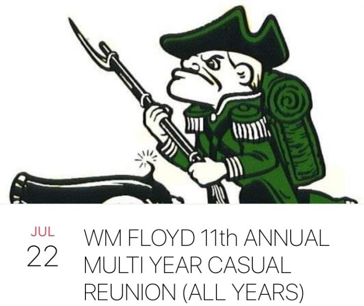 11th Annual WF Multi Year Casual Reunion