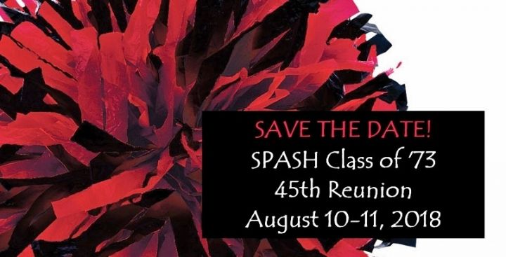 SPASH Class of '73 - 45th Reunion