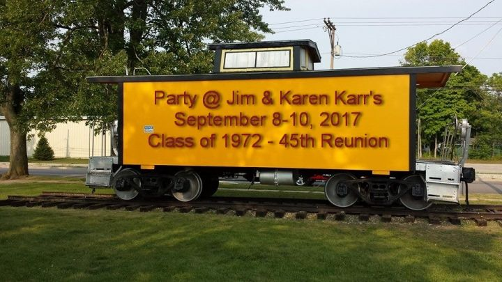 Class of 1972 45th Reunion
