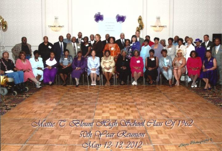 BHS Class of 1962 Presents 55th Class Reunion