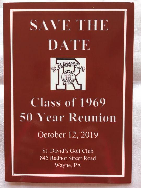 Class of 1969 - 50 Year Reunion