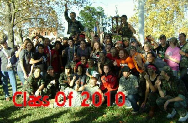 Pawnee High School Classmates