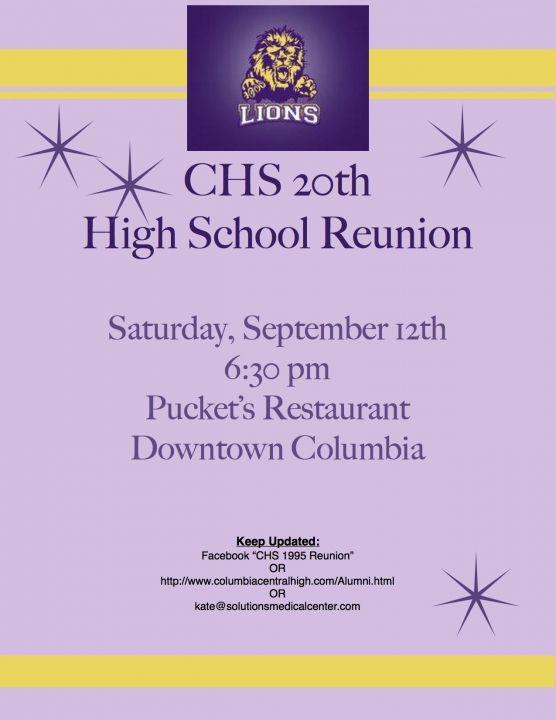 Columbia Central High School Classmates