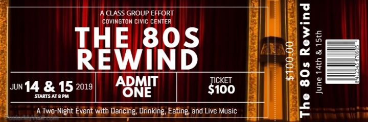 The 80s Rewind