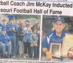 Coach Jim Mckay