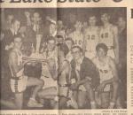 Clhs 1965 Basketball Team