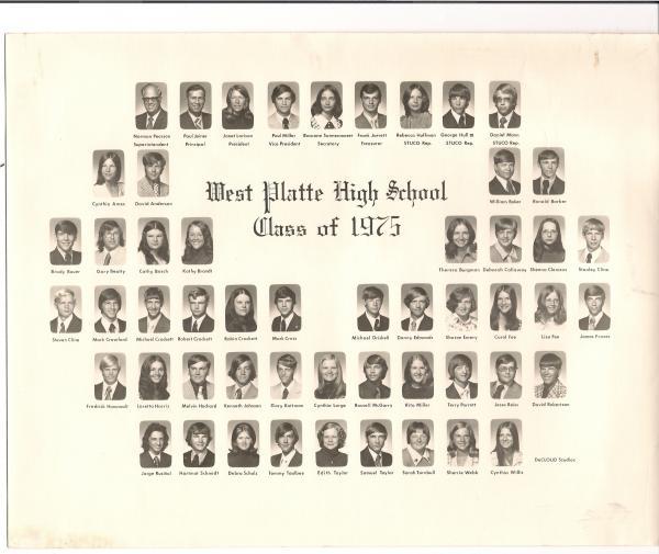 West Platte High School Classmates