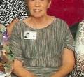 Jackie Baker (Shea), class of 1958