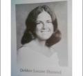 Debbie Durand class of '72