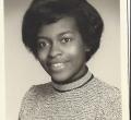 Iris Davis (Robinson), class of 1970