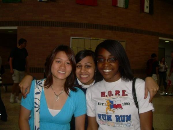Cypress Falls High School Classmates
