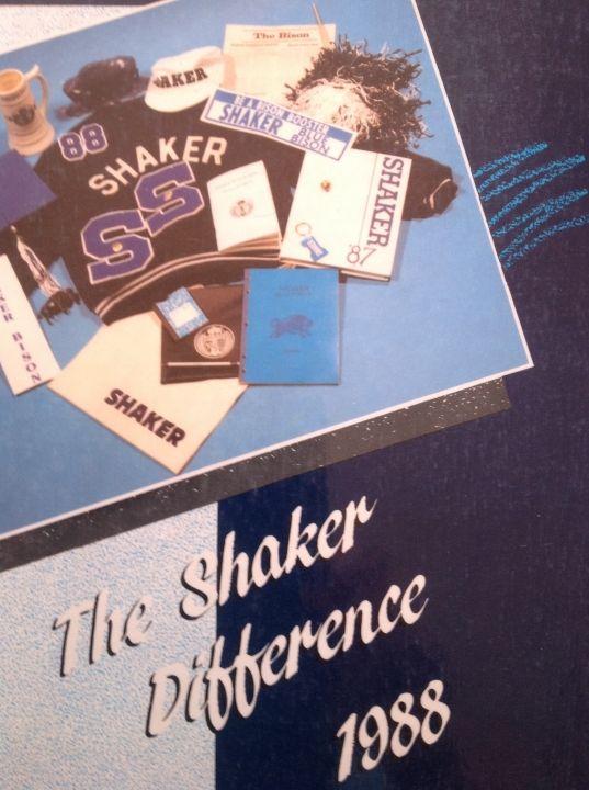 Shaker High School Class of 1988 30th Reunion