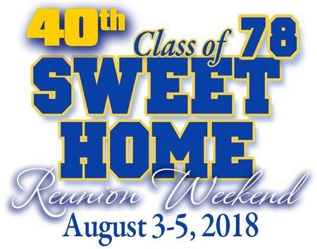 SHHS Class of 1978 40th Reunion