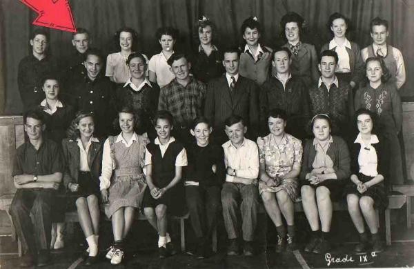 Southern Okanagan High School Classmates