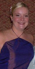 Rebecca Fischer, class of 1996