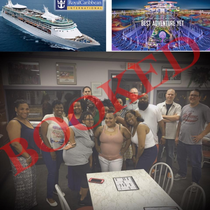 """The Class of 2000 """"Oh Ship"""" 20th Reunion Cruise"""