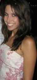 Caroline Batson, class of 2004
