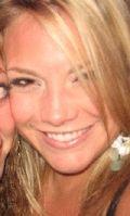 Ashley Strain, class of 2002