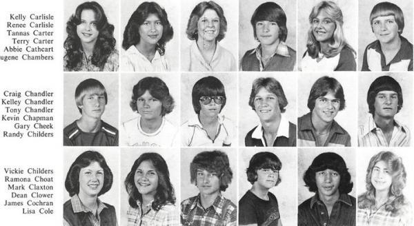 McClellan High School Classmates
