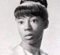 Patricia Wright class of '66