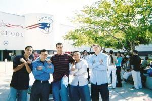 American Senior High School Classmates