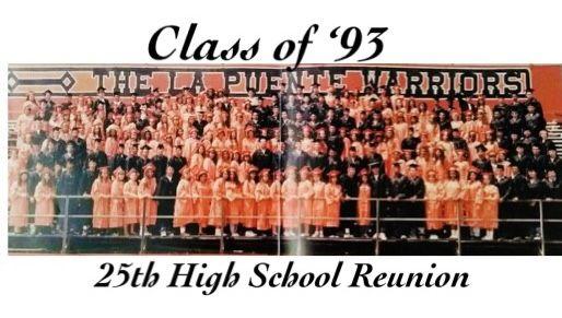 Class of 1993 - LPHS Warriors 25th HS Reunion