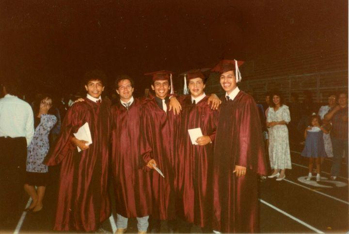 Mission High School Classmates