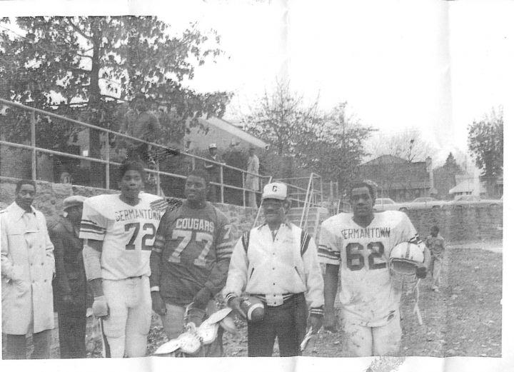 Martin Luther King High School Classmates