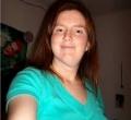 Melissa Pitman, class of 2001