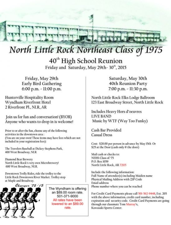 Northeast High School Classmates