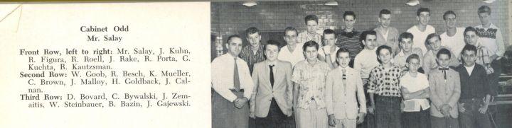 South High School Classmates