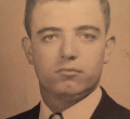 Lewis Robinson, class of 1958