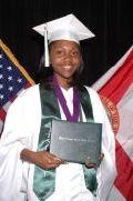 Keidra Miles, class of 2006