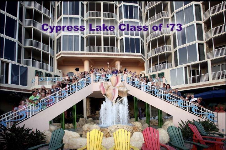 Cypress Lake Class of 1973 45th Reunion Banquet