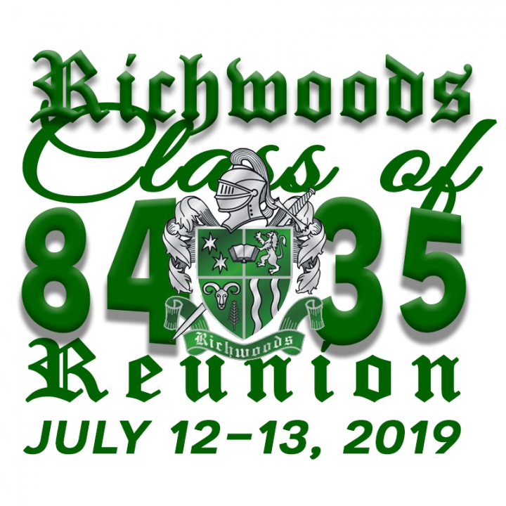 Class of 1984 35th Reunion
