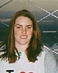Kelly Hammerbeck, class of 2001