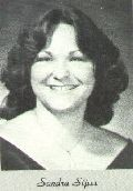 Sandra (sandy) Sipes (Talamo), class of 1980