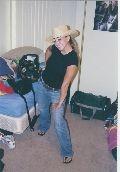 Sarah Featherkile, class of 2001