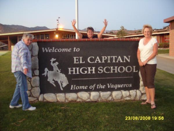 El Capitan High School Classmates