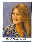 Denise Daul (Arceo), class of 1981