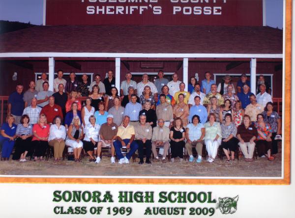 Sonora High School Classmates