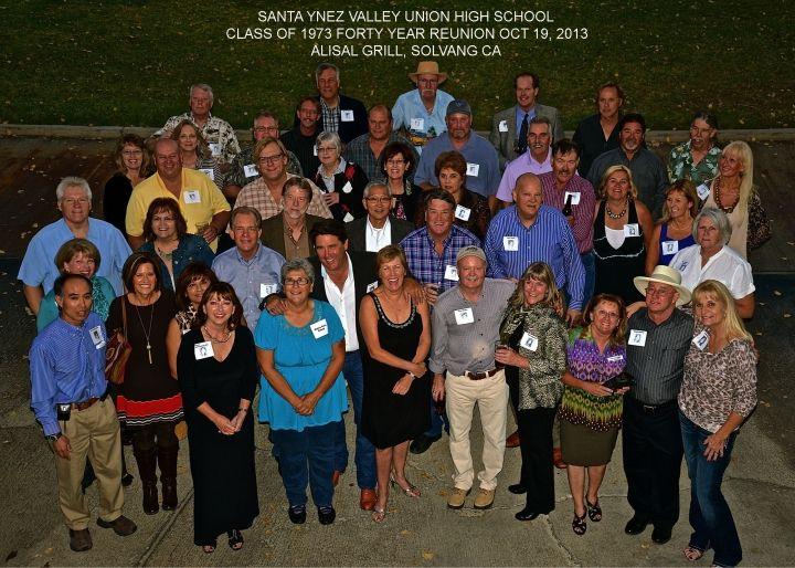 Santa Ynez Valley High School Classmates