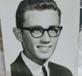 Ernest. (Ernie) Ernest Wilson class of '65