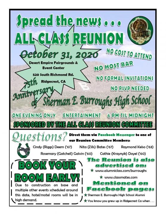 All Class Reunion