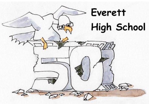 Everett High School Class of '71 Reunion Celebration