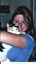 Angela Decker, class of 2001